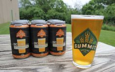 mybeerbuzz.com - Bringing Good Beers & Good People Together...: Summit Releases Unchained Series 22: Zingiber Crea...