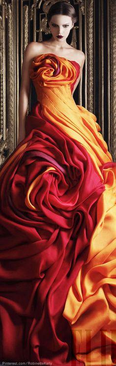 Rami Kadi Couture - gown
