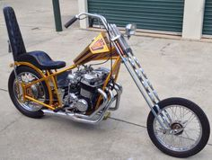 CB750 Chopper Amen Savior
