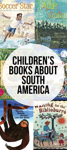 Books About South America for Kids
