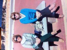 Mi hermana y yo en El Campello (Alicante)