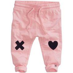 Z8-Newborn meisjes broek licht rose Direct leverbaar uit de webshop van www.humpy.nl/