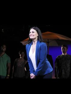 If/Then Idina Menzel Richard Rogers Theater Opening Night