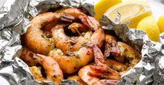 Campfire pie iron and foil meals via Best Camp Recipes