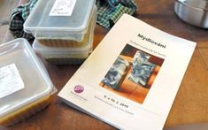 Mýdlování ve Valticích – Bylinková akademie Container, Blog, Canisters