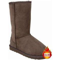 ugg boots Classic tall II röd