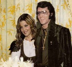 elvis and lisa marie