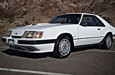 Collectible 1986 Mustang SVO Is Precursor to Ford's EcoBoost | eBay Motors Blog