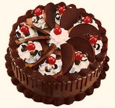 Happy Birthday Cake Images - Pictures