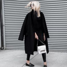 figtny.com | Cocoon Coats + Crop Pants