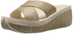 Volatile Women's Howell Wedge Sandal * More info could be found at the image url.