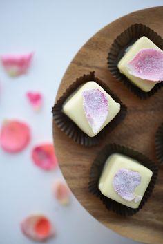 Valerie Confections Candied Rose Petals