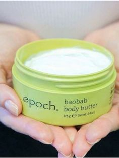 Epoch Baobab Body Butter — Rise Apparel * Clothing For All Women Carrot Seed Oil, Carrot Seeds, Body Butter, Shea Butter, How To Treat Eczema, Centella, Epoch, Curly Hair