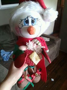Muñeco d nieve