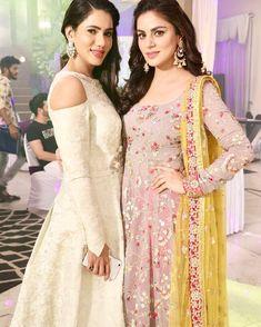 Looking Beautifull Anarkali Dress, Pakistani Dresses, Indian Dresses, Indian Outfits, Stylish Dresses, Casual Dresses, Girls Dresses, Stylish Girls Photos, Stylish Girl Pic
