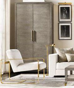 Interior Modern, Home Interior, Luxury Interior, Interior Design Living Room, Living Room Designs, Interior Architecture, Living Room Decor, Home Design, Home Office Design