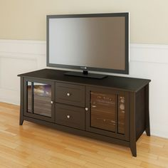 Shop Nexera  200117 Elegance 58-in TV Console at ATG Stores. Browse our tv stands, all with free shipping and best price guaranteed.
