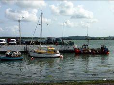 Cobh Harbor, Co Cork, Ireland Cork Ireland, Boat, Dinghy, Boats