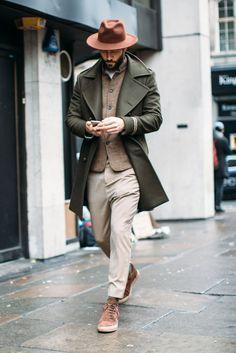 london-fashion week street style 2017