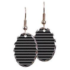 patterns Earring on CafePress.com