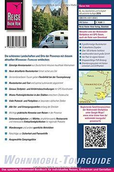 cool Reise Know-How Wohnmobil-Tourguide Provence: Die schönsten Routen