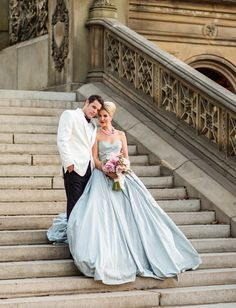 Romantic New York City Wedding, #White Dress By the Shore, #Beth Chapman Styling, #Justin & Mary Photography