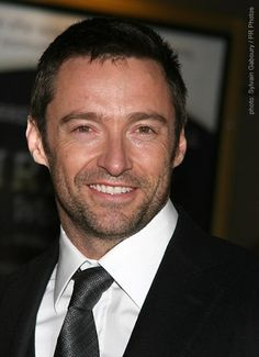 Hugh Jackman is eating calories a day in order to reprise his role as Wolverine in the new X-Men movie. Hugh Jackman, Hugh Michael Jackman, Celebrity Moms, Celebrity Crush, Crop Hair, Australian Actors, The Greatest Showman, Man Movies, Good Looking Men