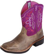 Ariat Fatbaby Sheila Cowboy Boots ($75) ❤ liked on Polyvore ...