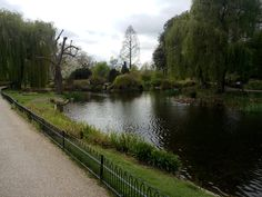 Regents Park and Primrose Hill - london