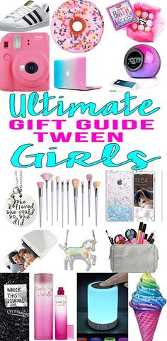 Gifts Tween Girls WILL LOVE Amazing Gift Ideas For