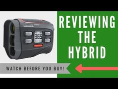 In this post, I'm going to be reviewing the Bushnell hybrid rangefinder and sharing my honest opinion after using it out on the course. It's a pretty cool device that has both a laser rangefinder and also GPS, but that being said, how did it perform? Golf Umbrella, Program Design, Pretty Cool, Improve Yourself
