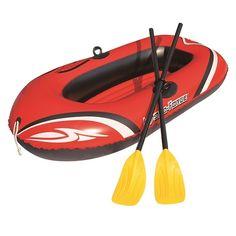 Bateau Gonflable Hydroforce 1 Place avec 2 rames au meilleur prix ! - LeKingStore