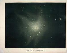 Etienne Leopold Trouvelot - Illustrations astronomiques en 1870