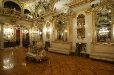 Museo Cerralbo. Salón de Baile