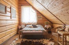 спальня в стиле кантри. рустикальный стиль