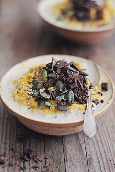 Chocolate-Porridge