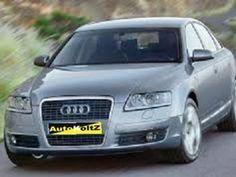 Grila bara fata Audi A6 4F2C6, cu orificiu proiector- diesel