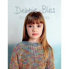 Debbie Bliss Books - Eco Baby Prints