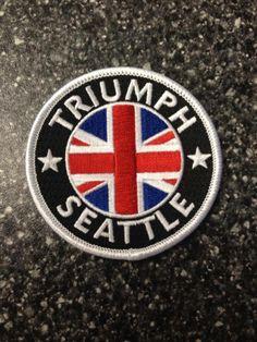 Triumph Seattle Patch