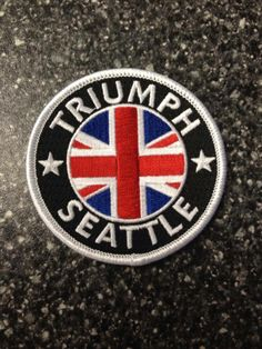 Triumph Seattle Patch