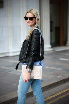 Anouk Yve   creatorsofdesire.com Chanel le Boy bag inspiration