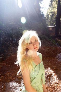 Kirsten dunst in Vogue Italia