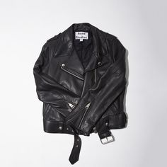 Acne Studios / Mape Leather Jacket
