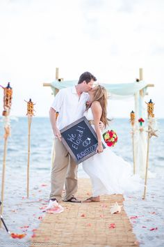 Not Necessarily For The Elopement Part But I Love Wedding Aisle They