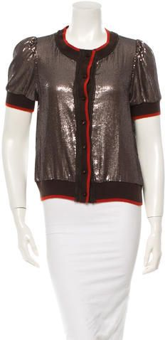 Robert Rodriguez Silk Sweater Crewneck Sweaters, Crew Neck, Silk, Stylish, Tops, Women, Fashion, Moda, Women's