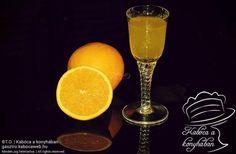 """Házi narancs""""liqueur"""" – 2 nap alatt"""