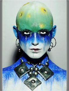 GOZF fantasy makeup 10