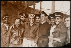 Imagen de la Escuela de Aviación Republicana