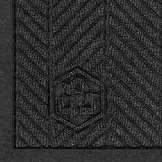 3//8 Thick Dark Brown 2.3/' Length x 4/' Width 3//8 Thick 272520423 2.3 Length x 4 Width SBR Rubber Backing M+A Matting 272 Waterhog Grand Classic Polypropylene Fiber Half Oval Entrance Indoor//Outdoor Floor Mat