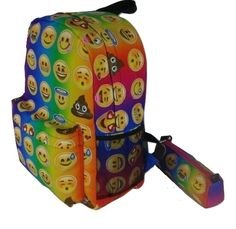 #emoji #backpack #backtoschool #schoolbag